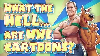 What the HELL are WWE Cartoons? | A Review