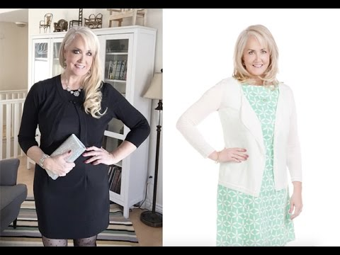 My Dressing Your Truth Transformation with Carol Tuttle