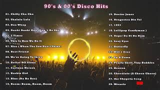 90's & 00's Disco Hits | Eurodance | Non-Stop Playlist Vol.01