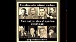 """Compare a Conduta dos 5 Presidentes Militares, Com os """"Dito-DEmocraticos"""""""