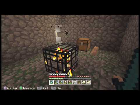 Minecraft How to find Dungeons