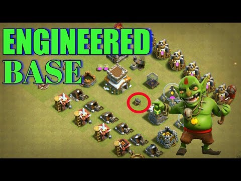 How to make a perfect Engineered base ?