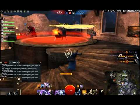 Guildwars2 sPvP Elementalist gameplay(59%win) | エレメンタリストのプレイ(勝率59%)