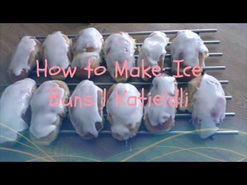 How to Make: Ice Buns | Katieldli