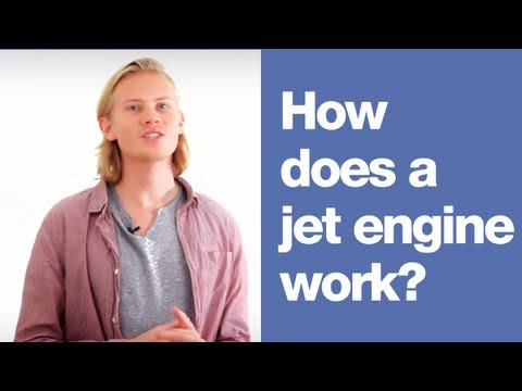 How Does a Jet Engine Work