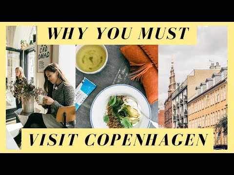 WHY YOU MUST VISIT COPENHAGEN // TRAVEL VLOG