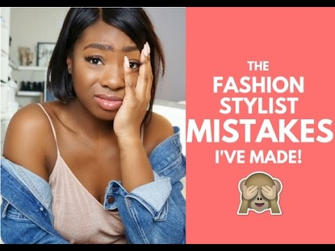 Fashion Stylist 1-On-1   The Mistakes I've Made!