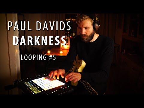 Live Guitar Looping (#5) | Darkness | Minor
