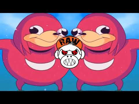 KNUCKLES MEME - DO YOU KNOW THE WAY (Hardstyle Music Remix by Symbiont) [MONKEY TEMPO]