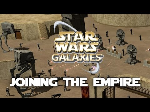 Revisiting Star Wars Galaxies - Classic MMORPG