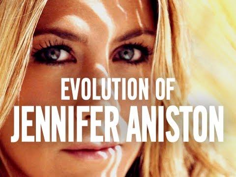 Jennifer Aniston: The Evolution Of... Jennifer Anniston