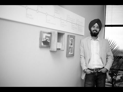 Interview with 75F CEO Deepinder Singh