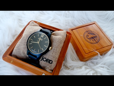 All About My JORD Wood Watch! | + GIVEAWAY!