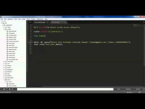 CodeIgniter  query builder class part-3