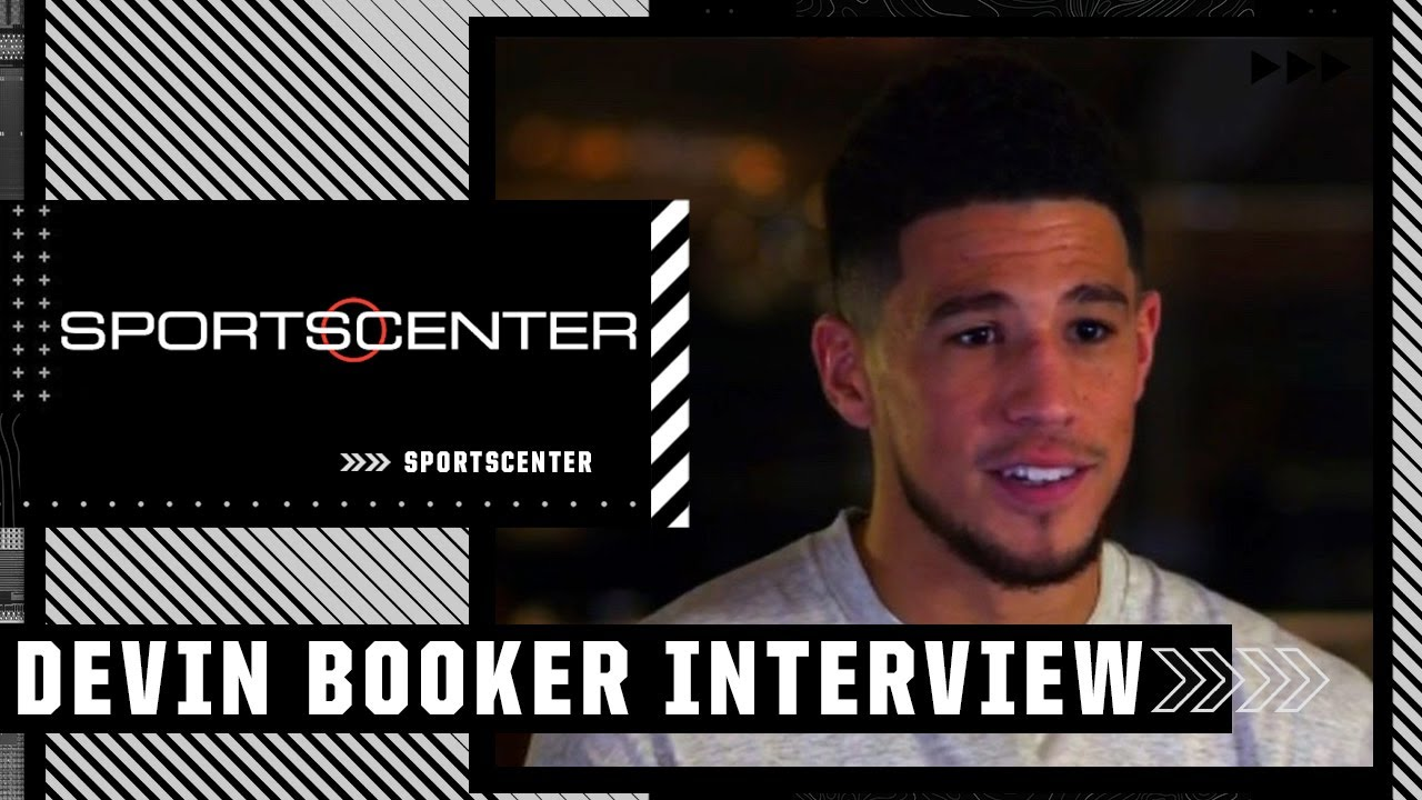 Devin Booker on the 2021 NBA Finals: Kobe Bryant would tell me to 'finish the job'   SportsCenter