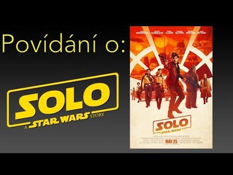 Povídání o: Solo: Star Wars Story