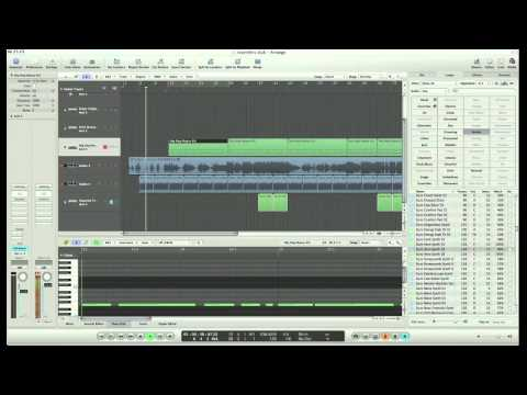 Logic Tutorial 1 -  Importing and Timing Acapella (2 of 2)