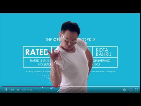 Celcom YouTube Check Up Kota Bahru
