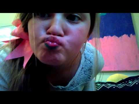 Watermelon lip gloss tutorial