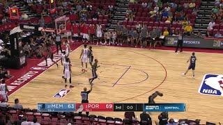 3rd Quarter, One Box Video: Portland Trail Blazers vs. Memphis Grizzlies