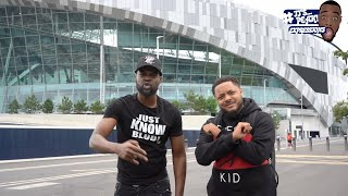 EXPRESSIONS VS TROOPZ NORTH LONDON DERBY| Tottenham vs Arsenal MATCH PREVIEW| THIS MEANS EVERYTHING!