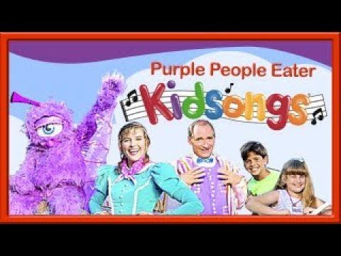 Silly Songs for Kids | Happy and You Know It | Purple People Eater| Kidsongs TV | PBS Kids | Part 4