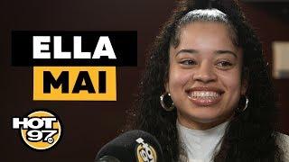 Ella Mai Addresses Jacquees Situation, Rumored Sex Tape, & Success Of
