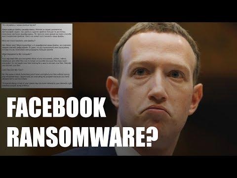 Facebook Ransomware | FBLocker