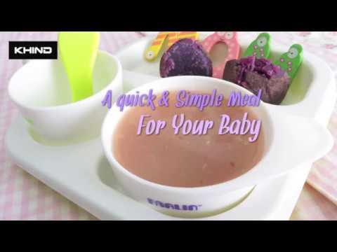 KHIND Baby Porridge Cooker BP12
