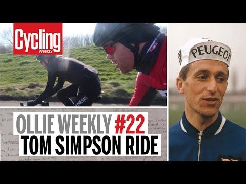 Tommy Simpson Memorial Ride | Ollie Weekly #22 | Cycling Weekly