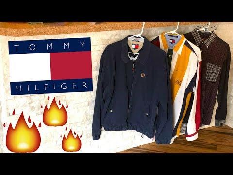 Tommy Hilfiger Garage Sale HEAT! 🔥🔥 - Reseller Ride Along!