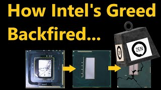 How AMD Exploited Intel's Greed: Forcing Quadcore Obsolescence Early