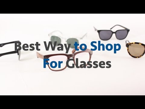 The Best Way to Shop for Glasses Online