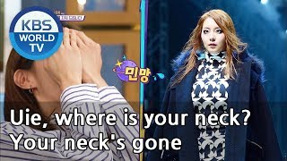 Download Uie, where is your neck? Your neck's gone[Happy Together/2019.03.21] Video