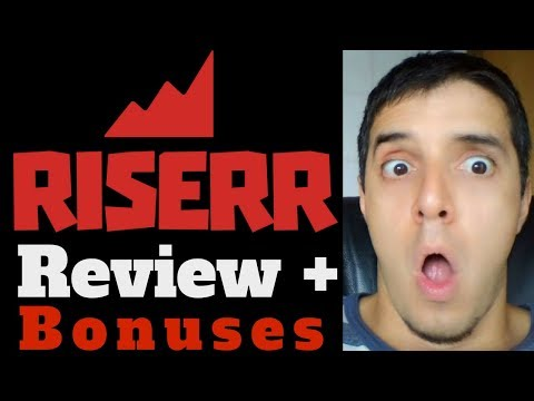 Riserr Review Plus Bonuses ⚜️ And Method Overview
