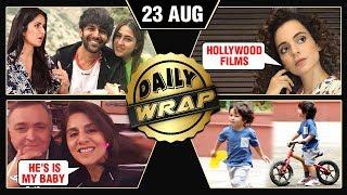 Kartik REJECTS Katrina, Kangana SLAMS Hollywood, UNICEF Supports Priyanka Chopra | Top 10 News