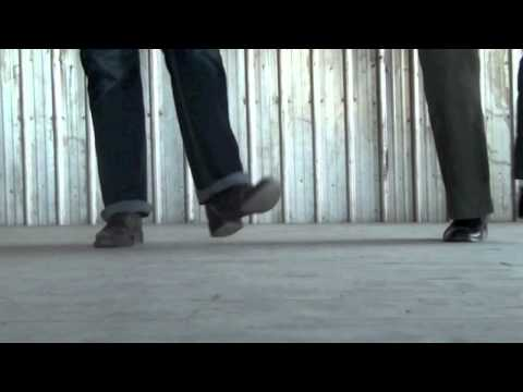 How to dance simple Irish sean nós steps-reels
