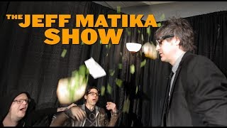 The Jeff Matika Show - AGAINST ME (JAMES & ATOM) S02E03 - Green Day