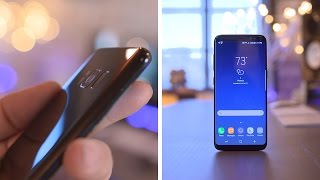 Samsung Galaxy S8: Unboxing & Review!