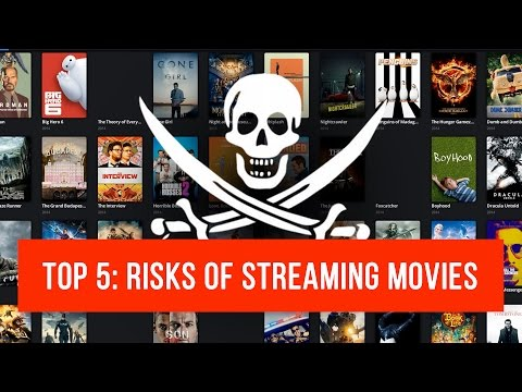 PopcornTime: Top 5 Risks of Streaming Movies