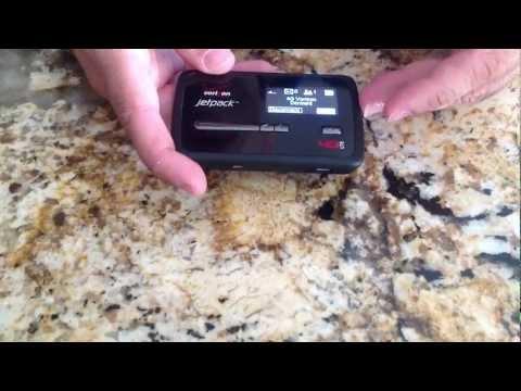Verizon Jetpack™ 4G LTE Mobile Hotspot MiFi® 4620L Review
