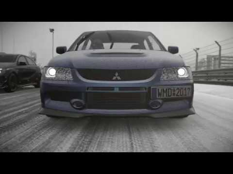 Project CARS 2 - Nordschliefe Winter / G27 manual + clutch