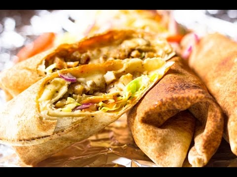 how to make nigerian shawarma