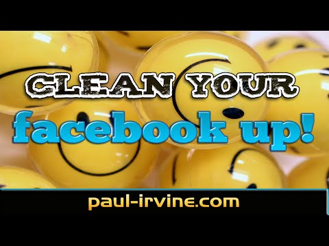 how to clean up your facebook friends