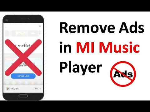 How to Remove Ads in Music Player in Any Redmi Phones