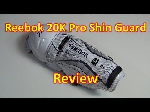 Reebok Kinetic Fit 20K Pro Shin Guards Review