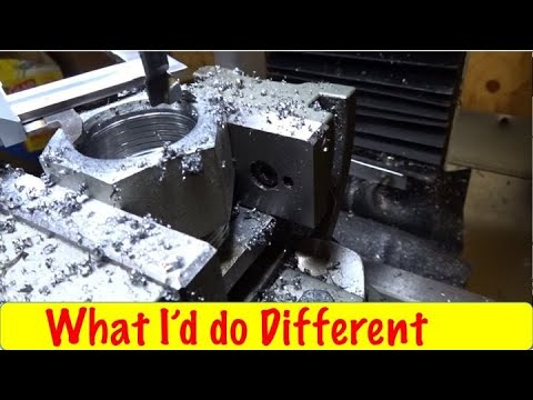 Making a Tool to Remove Arctic Cat Differential Nut