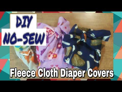 Xxx Mp4 DIY NO SEW Fleece Cloth Diaper Cover Budget Cloth Diapering 3gp Sex