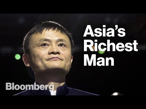 Jack Ma: From KFC Reject to Asia's Richest Man