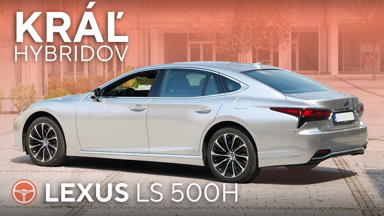 Lexus LS 500h. Prečo ho nemeckí inžinieri nenávidia? - volant.tv